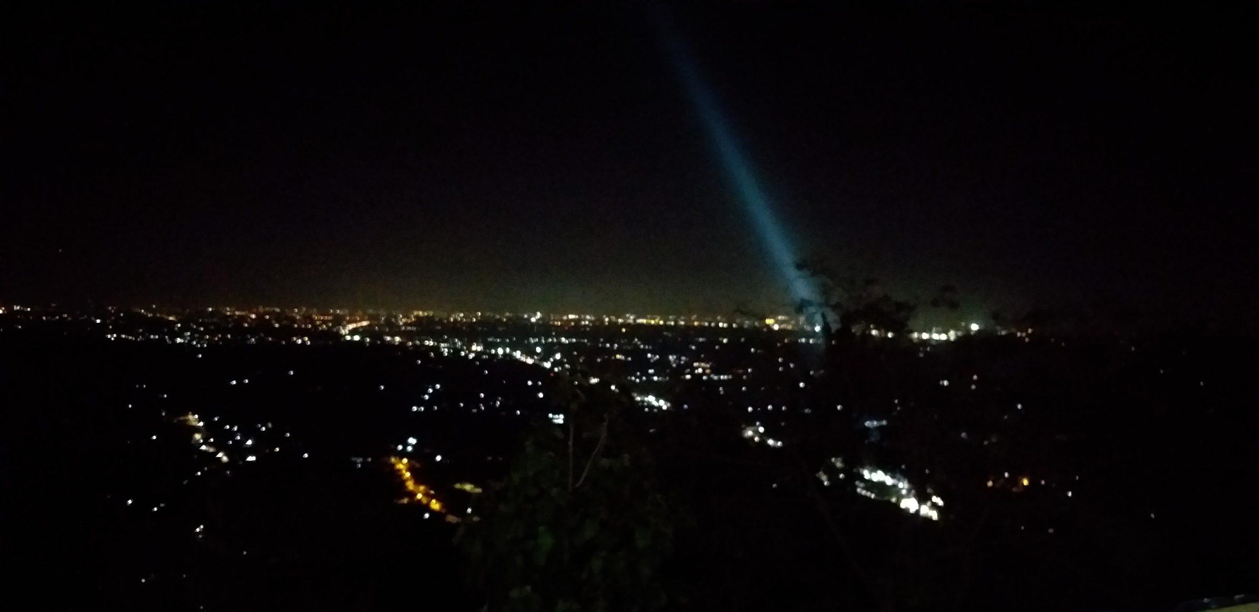 Keindahan Bukit Bintang Jogja
