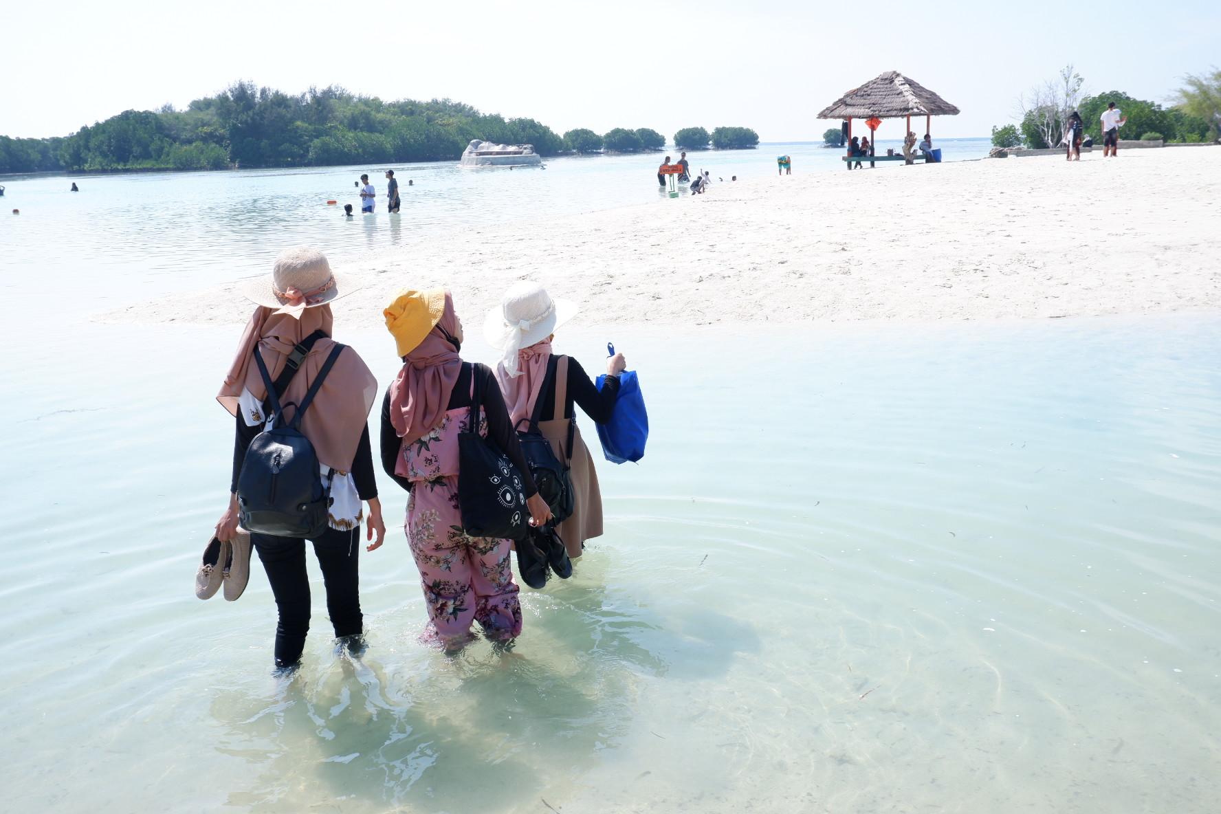 Visit Pari Island